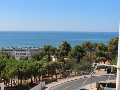 Apartment T1+1 Sea View
