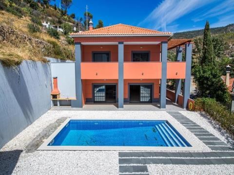 Fantastic villa in Monchique with excellent areas