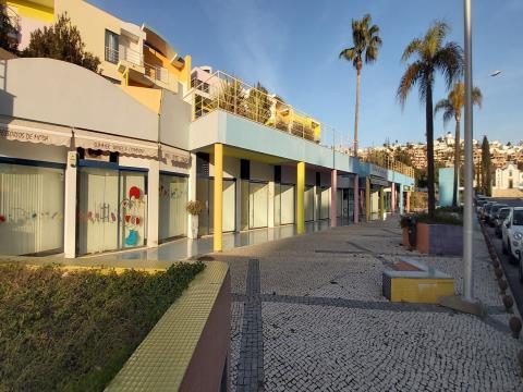 Lojas para alugar na Marina de Albufeira