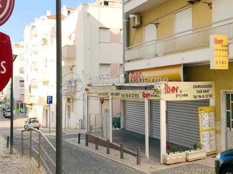 Restaurante Take-Away para venda em Monte Gordo