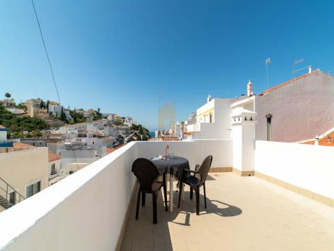 For sale 1 bed apt only 80m from Carvoeiro beach