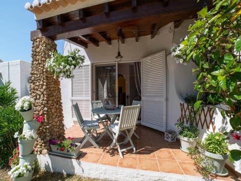 For sale, Charming 2 bedroom semi detached villa on Quinta do Paraiso - Carvoeiro