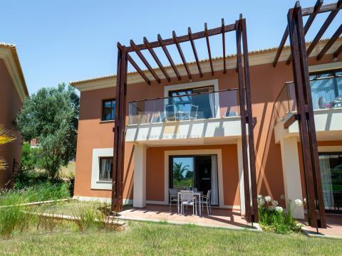 Para venda - Apartamento T2 no Monte Santo resort em Carvoeiro - Algarve
