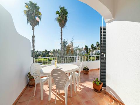For sale 3 bedroom apartment with sea and golf views - Carvoeiro