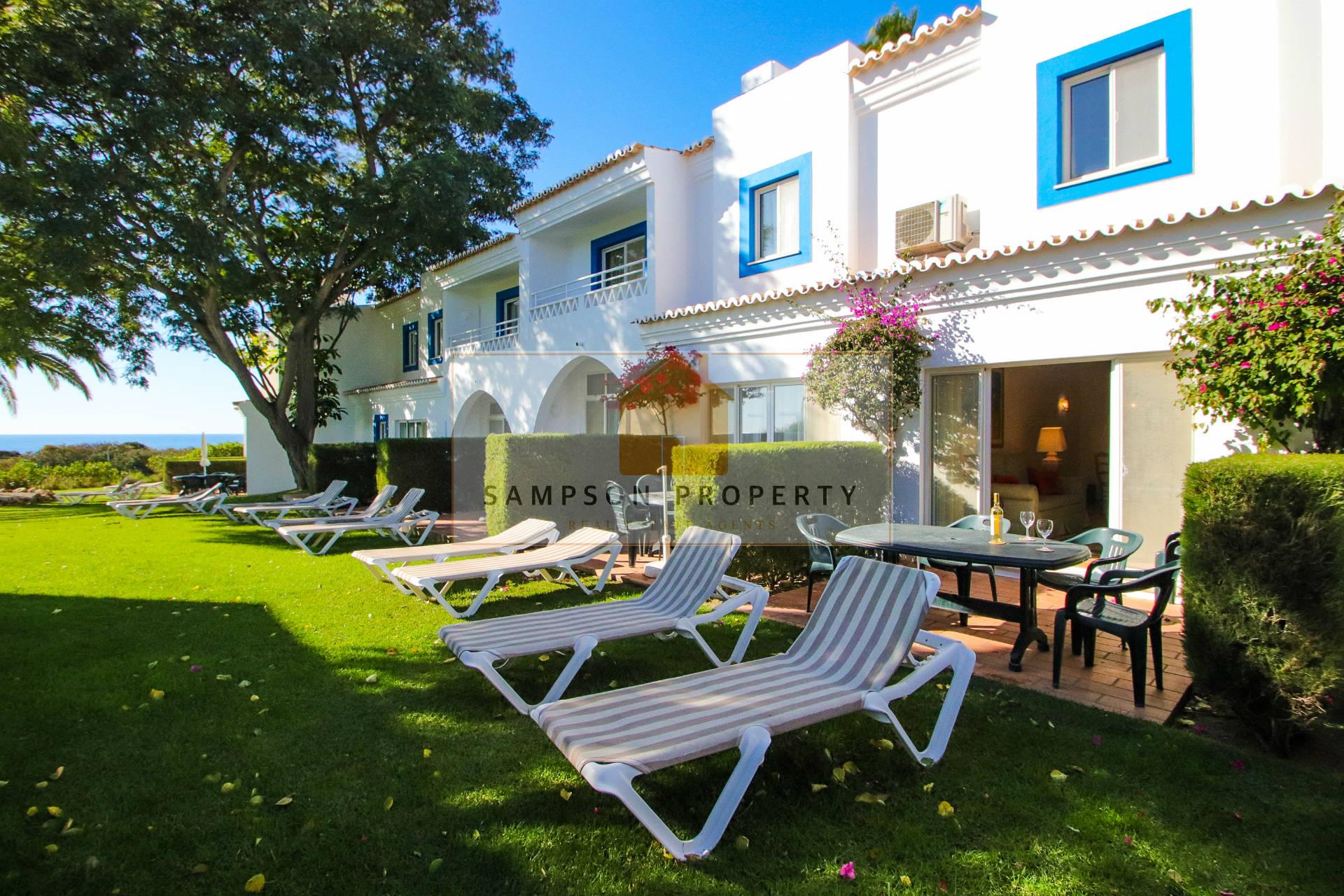 Quartershare para venda no Palm Gardens, Carvoeiro, Algarve