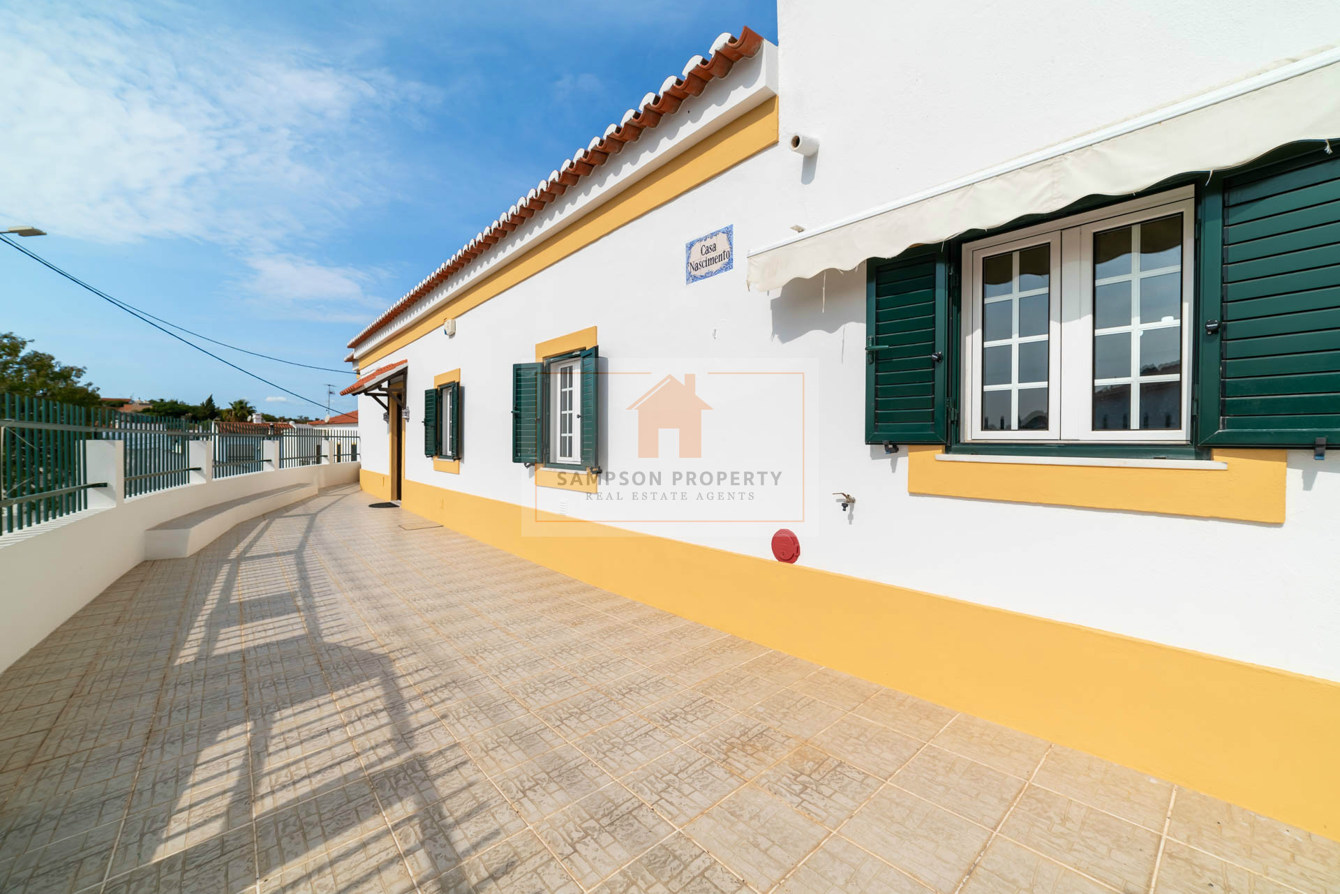 Traditional 3 bed house, outskirts of Carvoeiro