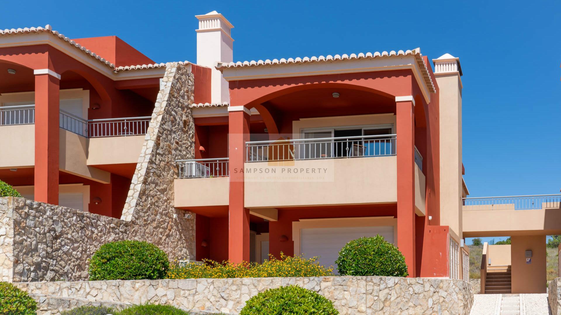 2 Bed luxury golf Apartment - Vale de Pinta