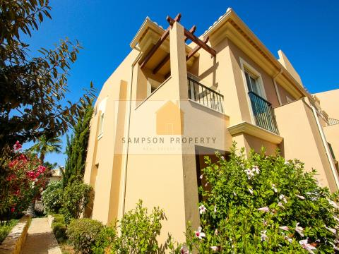 For sale in Boa Nova, Carvoeiro 2 bedroom modern townhouse
