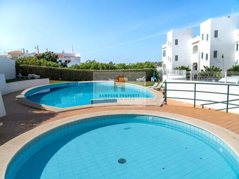 2 bed apartment in Carvoeiro