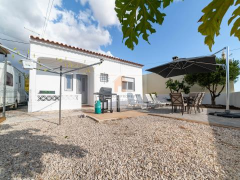 For sale in Silves, renovated 2 bedroom house