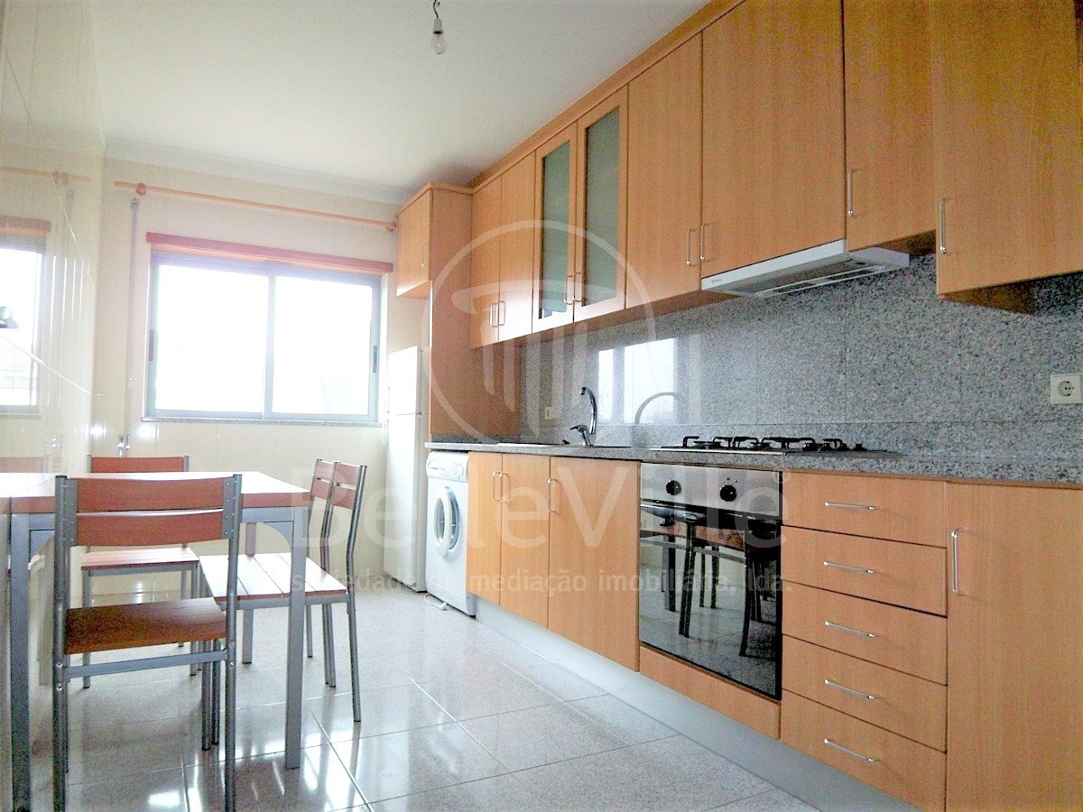 Apartamento T1 Mobilado, Gualtar