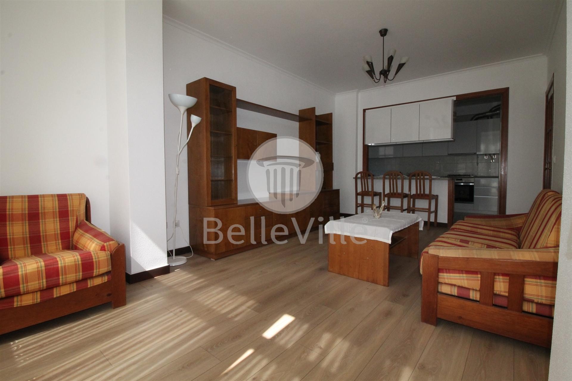 Apartamento T2 Braga para arrendamento, São Vitor