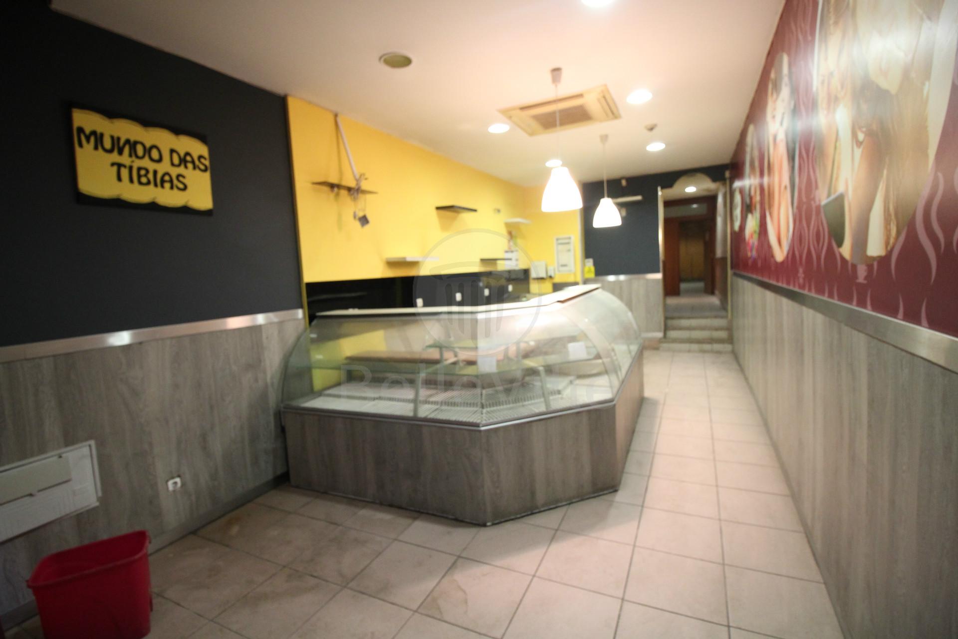 Pastelaria para arrendar na Sé de Braga