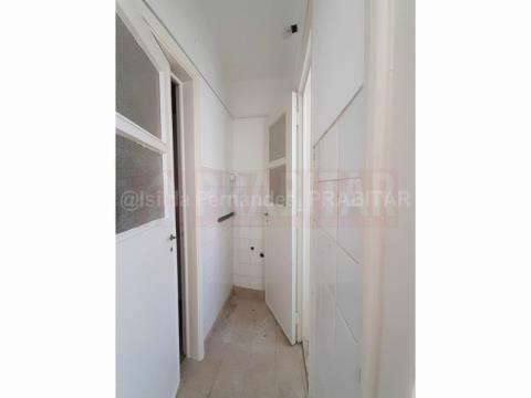 Apartamento T3+1
