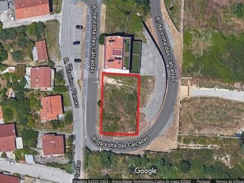 Terreno para construção em Santa Clara