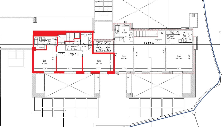 Magnífico Apartamento T3+1 em duplex com garagem dupla - Condomínio Fechado em Celas