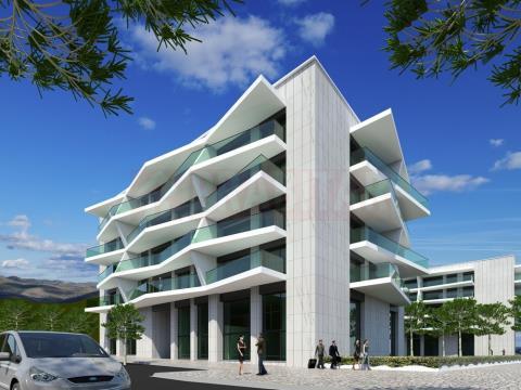Apartamento T2 novo na Urbanização Quinta da Portela
