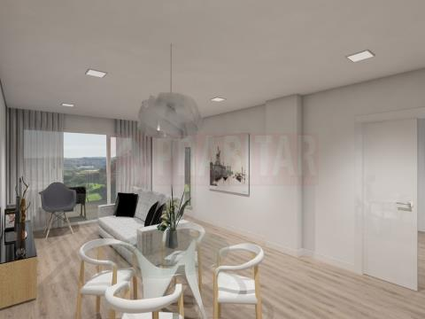 Apartamento T3 novo na Urbanização Quinta da Portela