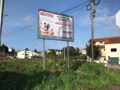 LOTE DE TERRENO PARA CONSTRUÇÃO DE MORADIA UNIFAMILIAR NOS CARVALHAIS