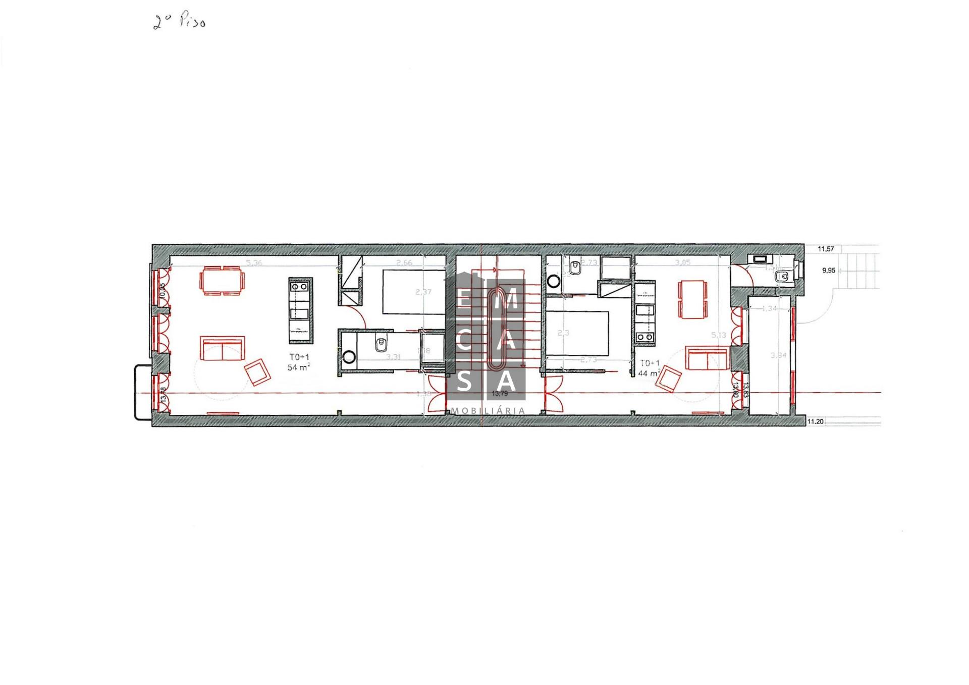 Apartamento T0