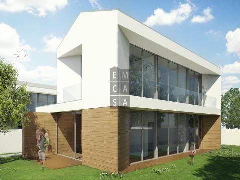 Moradias T3 na Urbanização Villa Mar, Furadouro