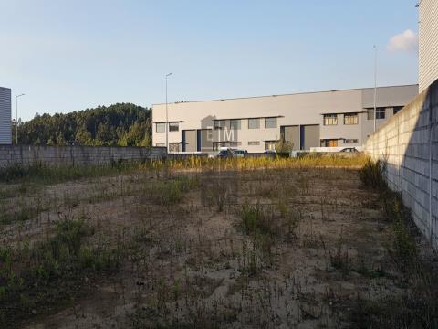 Lotes para a actividade industrial em Travanca, Oliveira de Azeméis
