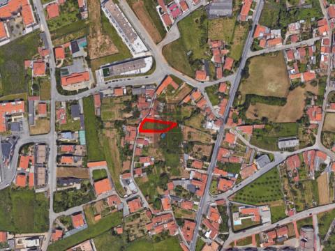 Terreno para venda em São Felix da Marinha com projeto para construção de moradia