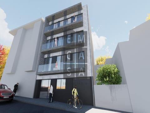 Apartamento T1 no centro da cidade de Espinho