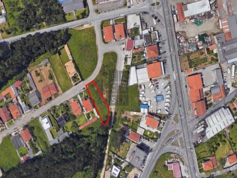 Terreno para venda em Nogueira da Regedoura