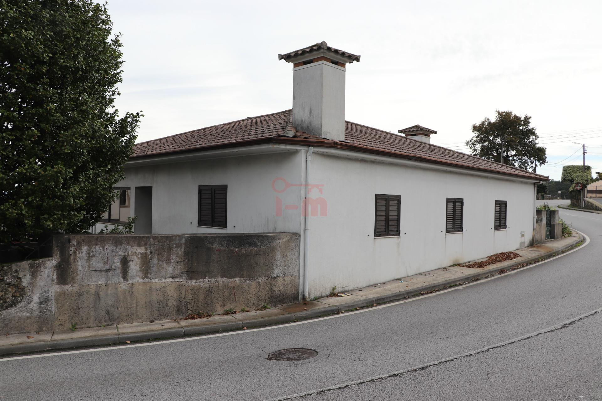 Avskilt hus 4 Sovrum