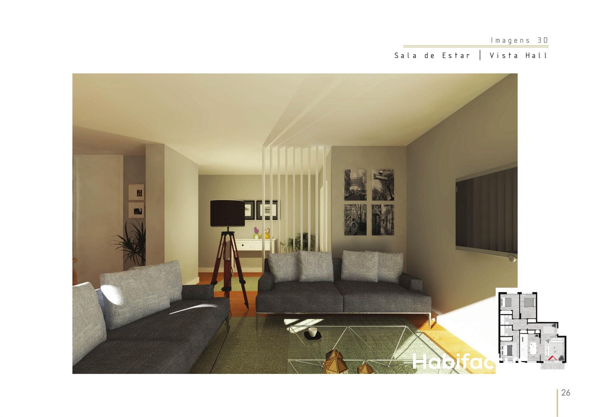 Apartamento T2+2 DUPLEX, Viseu, Viseu