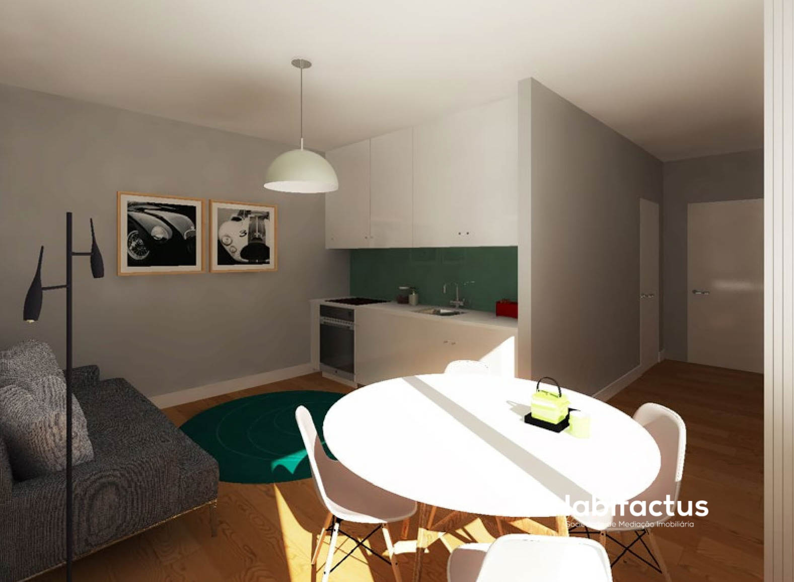 Apartamento T0, Viseu, Viseu