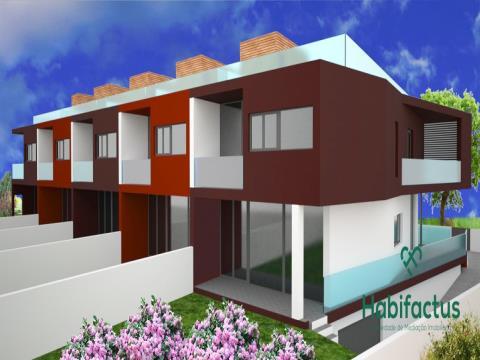Semi-detached house T4+1
