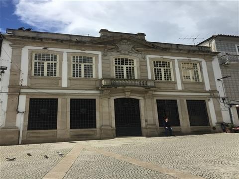 Prédio no Centro Histórico