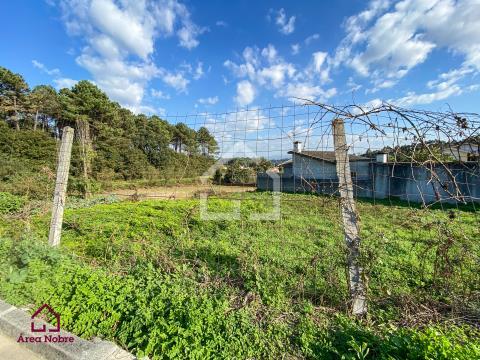 Terreno para Construção de Moradia - Argoncilhe