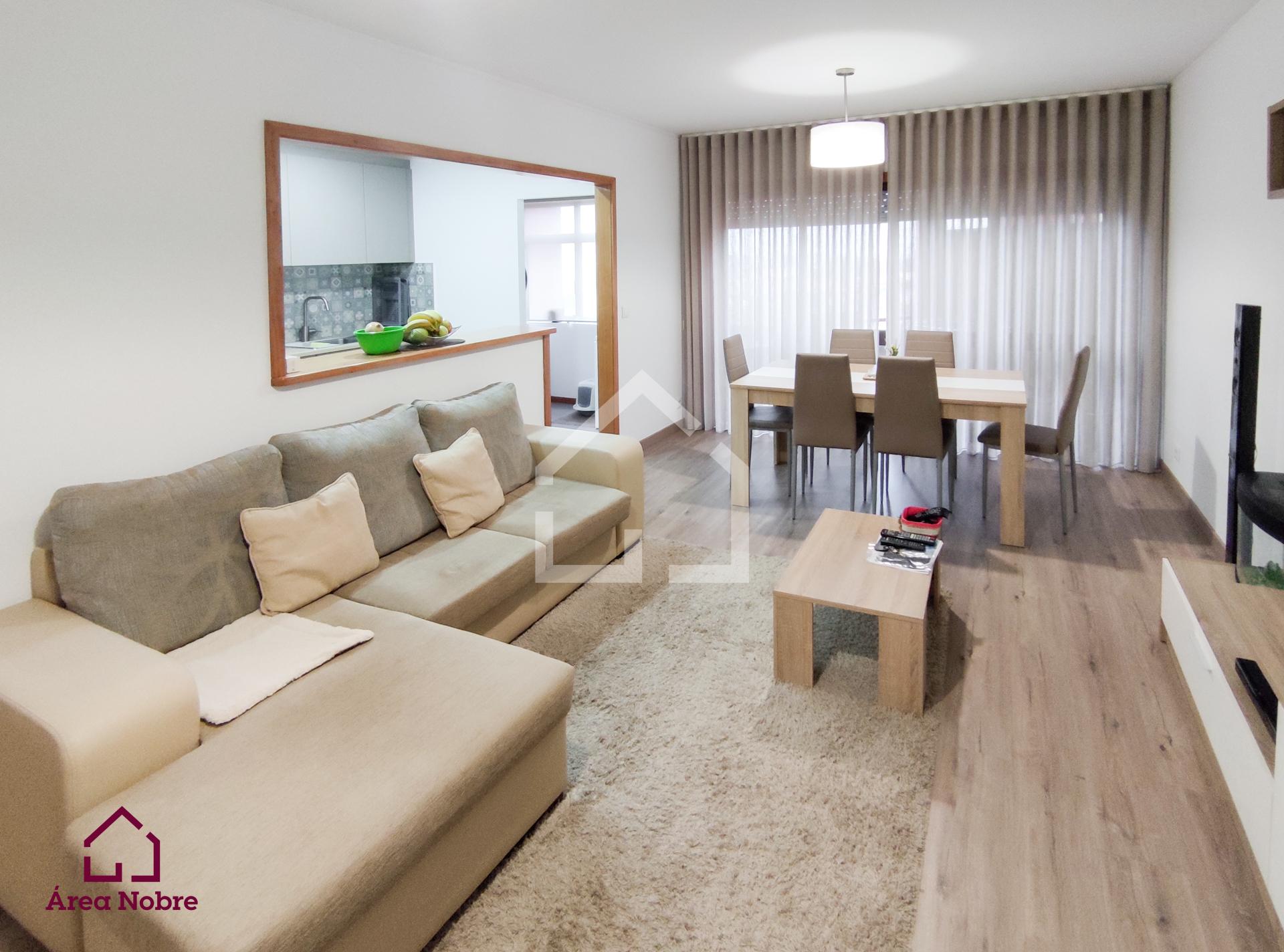 Apartamento T3 Renovado - Santa Maria de Lamas