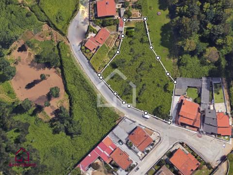 Terreno para construção em Argoncilhe.