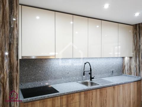 Apartamento T3 Duplex REMODELADO - Lourosa