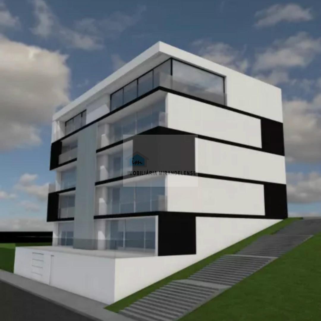 Apartamento T3 novo com vistas para o Rio Tua