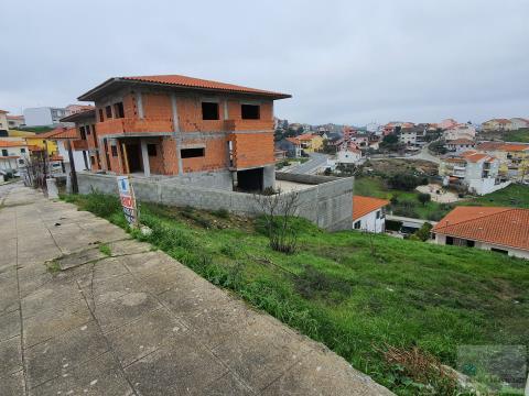 Lote de terreno para construção de um moradia