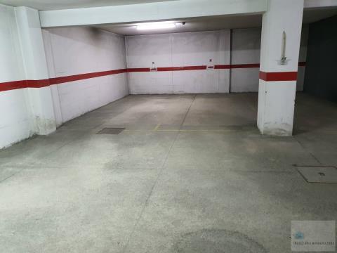 Lugar de garagem no centro de Mirandela