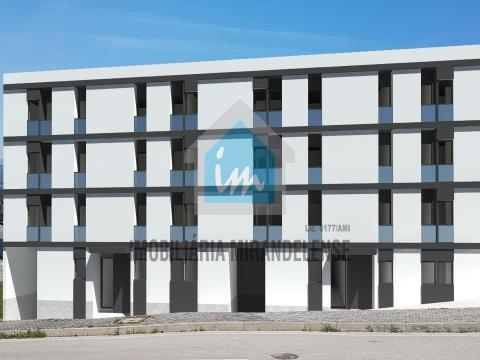 Apartamento T2 moderno para venda