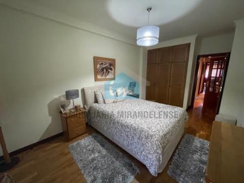Apartamento T3 em Mirandela com Vistas para o Rio