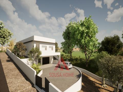 LOTE C/ Projecto Aprovado Moradia - Boavista