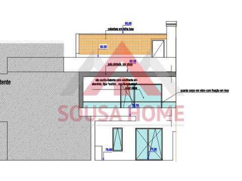 Semi-detached house T4+1