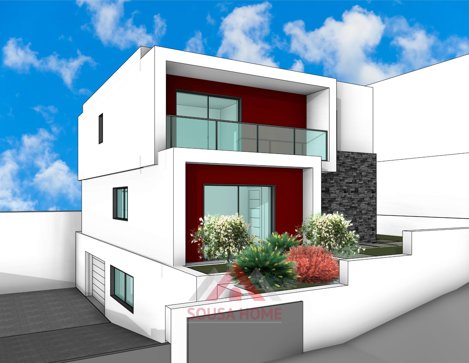 Moradia V4 com 3 suites