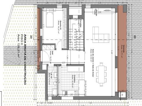 Lote c/ Projecto Arquitectura Aprovado