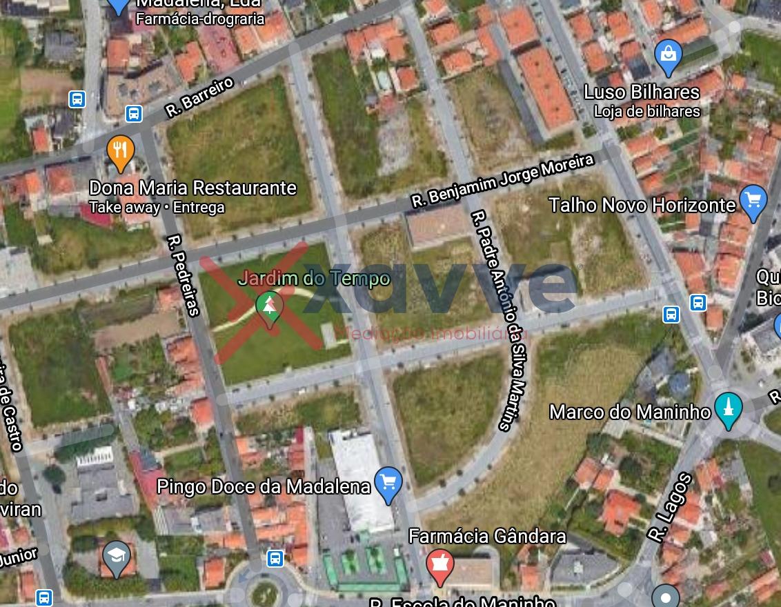 Terreno p/ Construção em Altura - Madalena, Vila Nova de Gaia