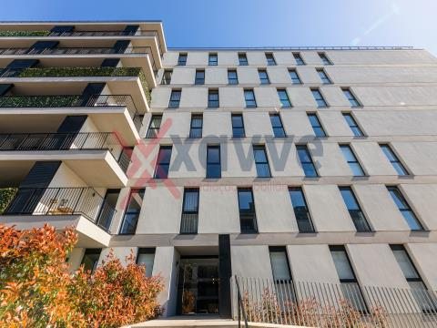 Apartamento T3 Penthouse (Novo)