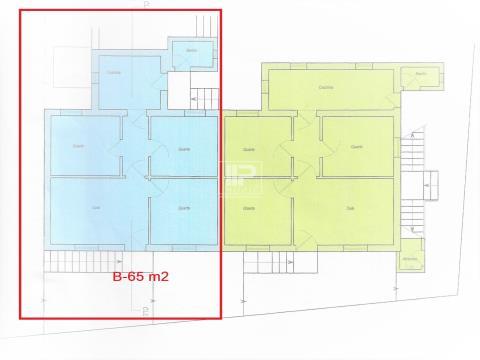 Apartamiento Vivienda T2+1
